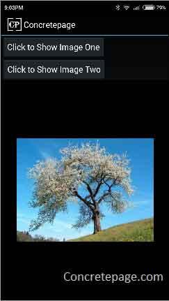 Set Image To Imageview Kotlin