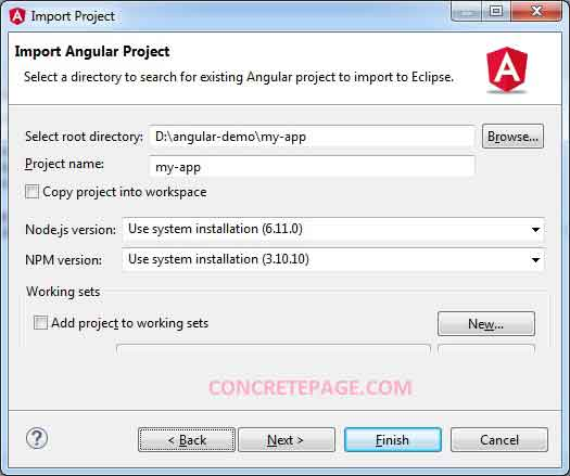 Angular 2/4 + Angular IDE + Eclipse