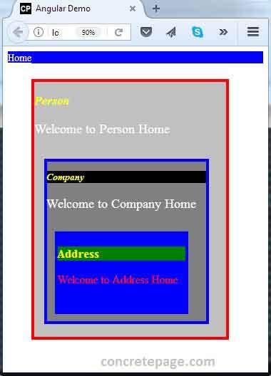 Angular 2/4 Component Styles :host, :host-context, /deep