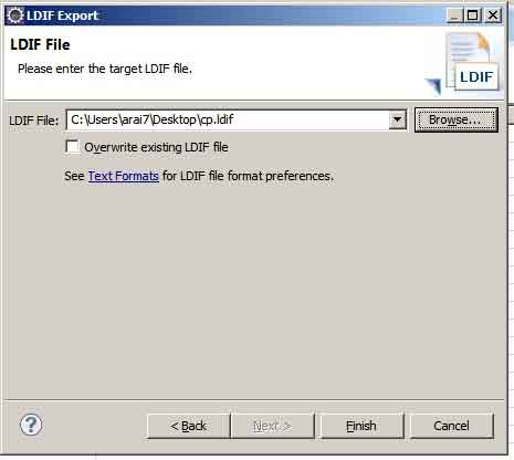 How to Create LDAP Schema with Eclipse