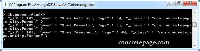 Spring Data MongoRepository Update