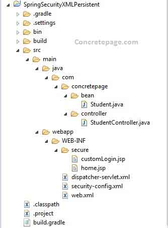 Remember Me In Spring Security Example